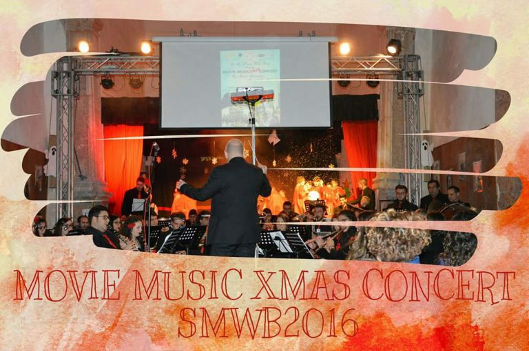 2016 SMWB MovieMusicXmasConcert2016 live